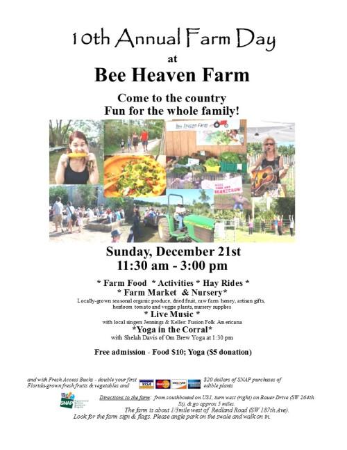 Farm Day 2014